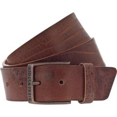 Birkenstock Men's Ohio Cognac Leather Belt