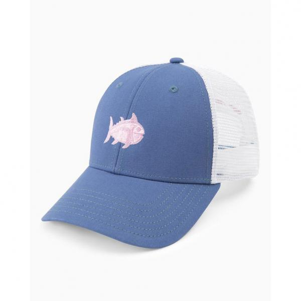 Southern Tide Full Skipjack Embroidered Trucker