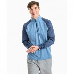 Southern Tide Men's Windjammer Quarter Zip