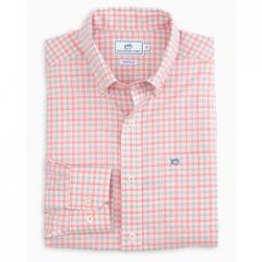 Men's Seaward Plaid Sport Shirt
