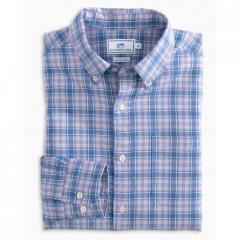 Men's Ocean Point Plaid Sport Shirt