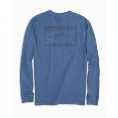 Men's Tonal Original Skipjack Garment Dyed Tee