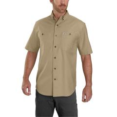 Men's Rugged Flex Rigby Short Sleeve Work Shirt