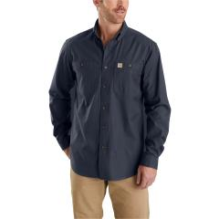 Men's Rugged Flex Rigby Long Sleeve Work Shirt