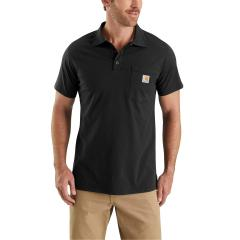 Men's Force Cotton Delmont Pocket Polo