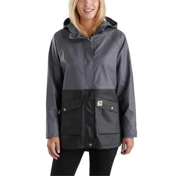 b2461962d7e Women's Waterproof Rainstorm Coat