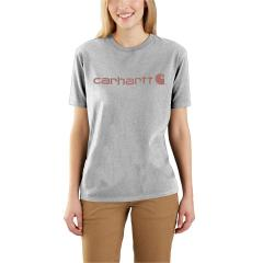Women's WK195 Workwear Logo Short Sleeve T-Shirt