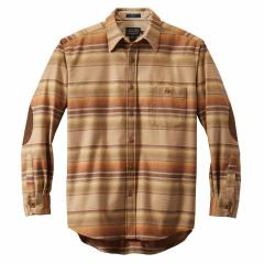 Men's Striped Trail Shirt