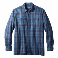 Men's Wool Flannel Shirt