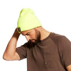 Ariat Rebar Watch Cap - Bright Yellow