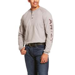 Men's FR Liberty Logo Long Sleeve Top