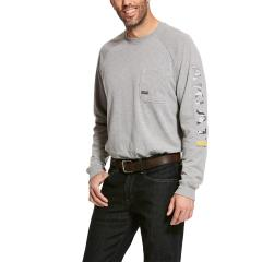Men's Rebar Cottonstrong Graphic Long Sleeve T-Shirt