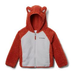 Toddlers' Foxy Baby Sherpa Full Zip