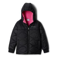 Youth Girls' Puffect II Puffer Full Zip
