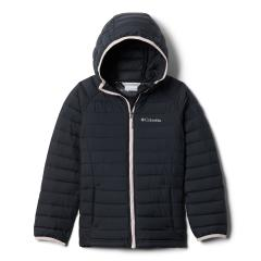 Youth Girls' Powder Lite Hooded Jacket