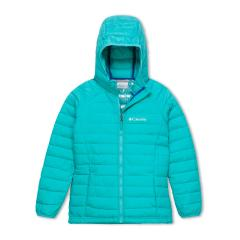 Toddler Girls' Powder Lite Hooded Jacket