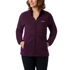 Columbia Women's Basin Trail Fleece Full Zip - Extended Sizes