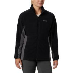 Women's Basin Trail Fleece Full Zip - Extended Sizes