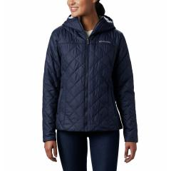 Women's Copper Crest Hooded Jacket