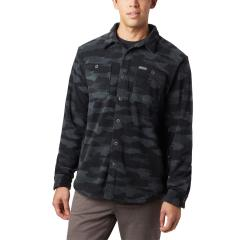 Men's Flare Gun Fleece Over Shirt
