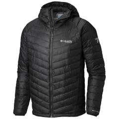 Men's Snow Country Hooded Jacket - Extended Sizes