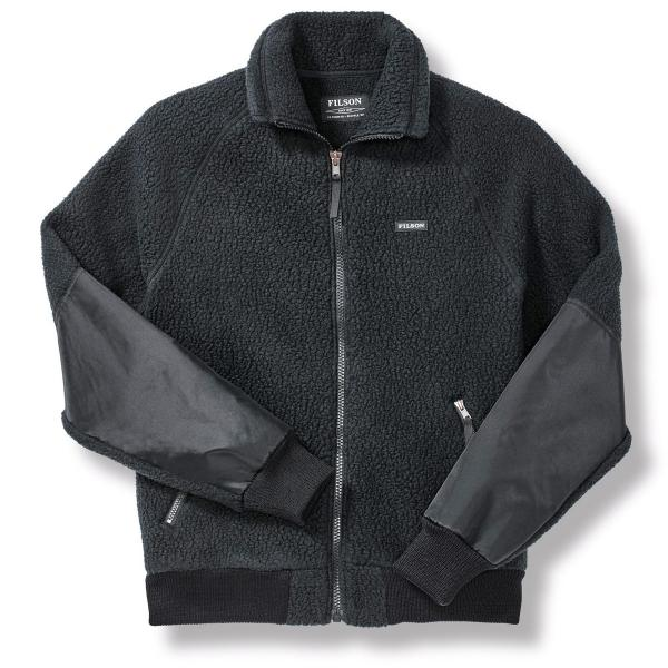 Filson Men's Sherpa Fleece Jacket