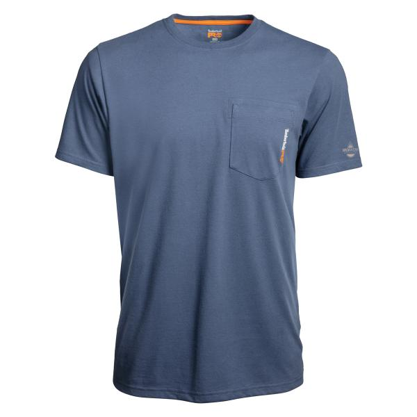 Timberland Men's Base Plate Blended SS T-Shirt