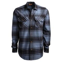 Men's Woodfort Heavyweight Flannel Work Shirt