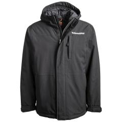 Timberland Men's Split System Insulated Waterproof Jacket