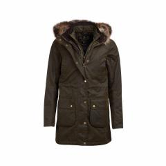 Women's Thrunton Wax Coat