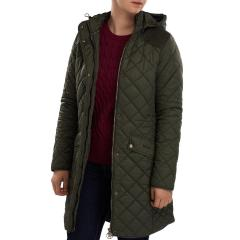 Women's Burne Quilt Coat