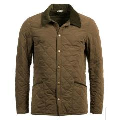 Men's Bridle Quilt Jacket