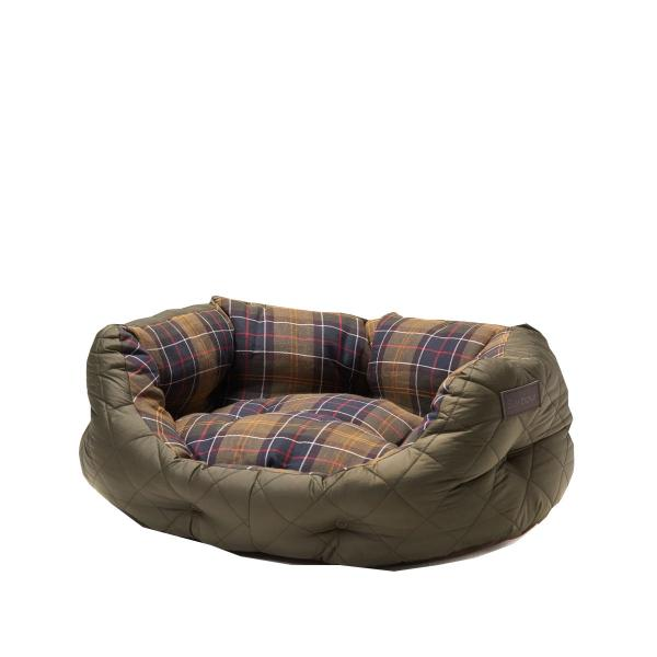 Barbour Quilted Dog Bed 24 Inch