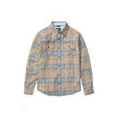 Men's Jasper Midweight Long Sleeve Flannel