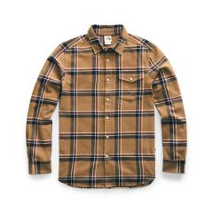 The North Face Men's Long Sleeve Arroyo Flannel Shirt - Past Season
