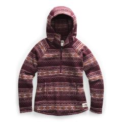 Women's Printed Crescent Hooded Pullover - Past Season