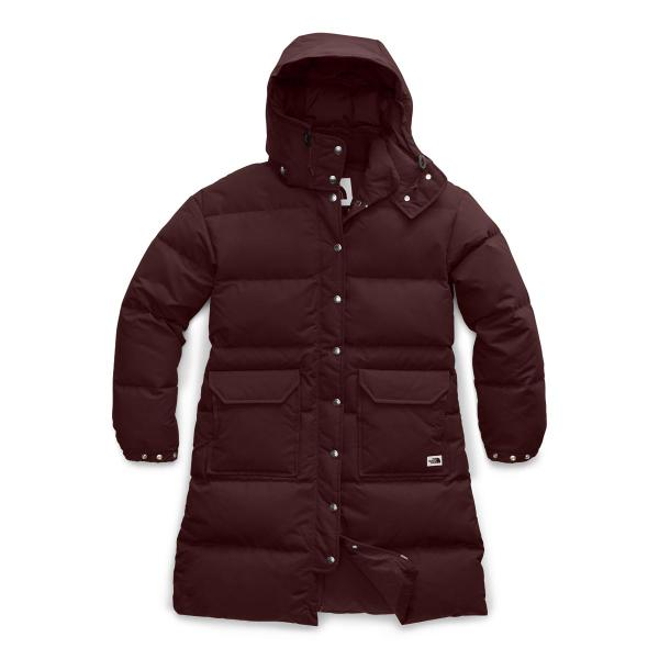 The North Face Women's Down Sierra Parka - Past Season