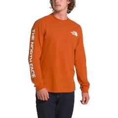 Men's Long Sleeve Brand Proud Cotton Tee - Past Season