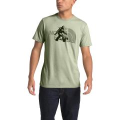 Men's Short Sleeve Desolation Tri-Blend Tee - Past Season