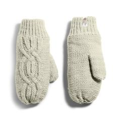 The North Face Women's Cable Minna Mitt - Past Season