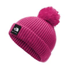 Baby Box Logo Pom Beanie - Past Season