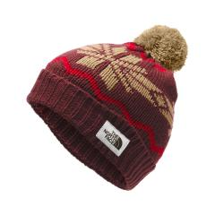 The North Face Fair Isle Beanie - Past Season
