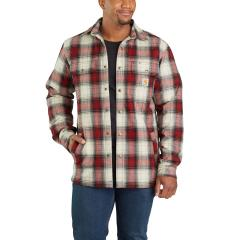 Men's Hubbard Sherpa Lined Shirt Jac - Discontinued Pricing