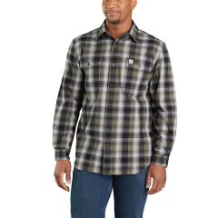 Men's Hubbard Flannel Long Sleeve Shirt