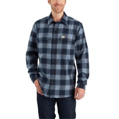 Men's Hubbard Flannel Long Sleeve Shirt - Discontinued Pricing