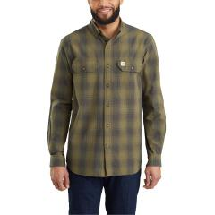 Men's Fort Plaid Long Sleeve Shirt - Discontinued Pricing