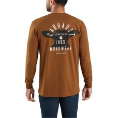 Men's Workwear Hamilton Signature Graphic LS - Discontinued Pricing