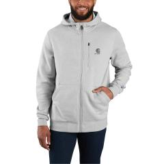 Carhartt Men's Force Delmont Graphic Full Zip Hooded Sweatshirt