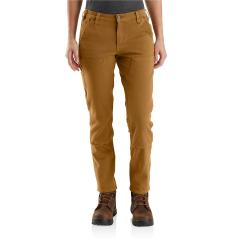 Women's Straight Fit Stretch Twill Pant