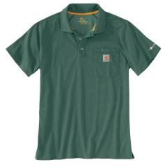 Men's Force Cotton Delmont Pocket Polo - Discontinued Pricing